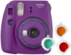 Fujifilm instax mini 9 Clear Purple Limited Edition