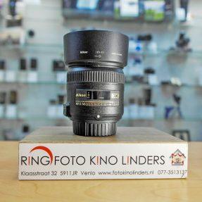 Nikon 40mm 2.8 Micro DX occasion