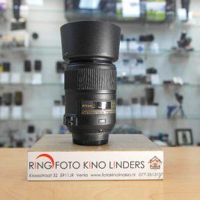 Nikon 85mm 3.5 Micro DX occasion