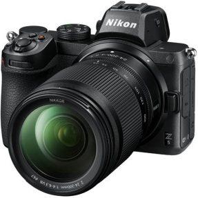 Nikon Z5 + Nikkor Z 24-200mm F/4.5-6.3
