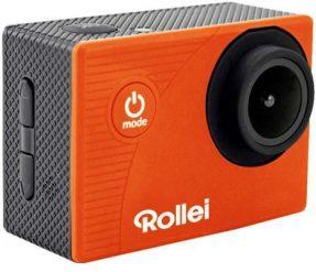ROLLEI Actioncam 372 Oranje