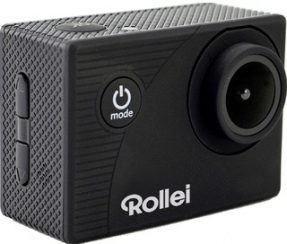 ROLLEI Actioncam 372 Zwart