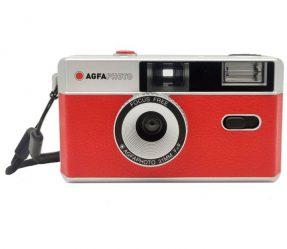 Agfa Photo Analoge Camera Rood