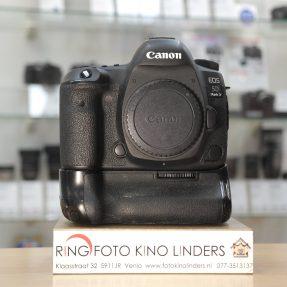Canon EOS 5D IV incl. Jupio grip Occasion