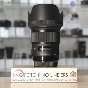 Sigma ART 50mm F1.4 Canon Occasion