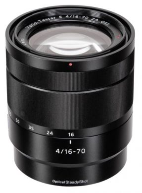 Sony E 16-70mm F/4.0 ZA OSS Zeiss