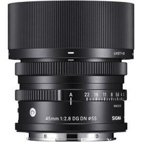 Sigma 45mm F/2.8 DG DN Contemporary Sony E-mount