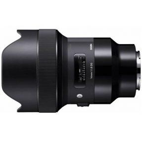 Sigma 14mm F/1.8 DG HSM ART Sony FE
