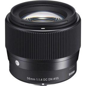Sigma 56mm F/1.4 DC DN Contemporary E-mount