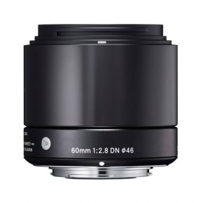 Sigma 60mm F2.8 DN Art Micro Four Thirds zwart