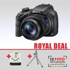 Sony Cybershot DSC-HX400V Royal Deal