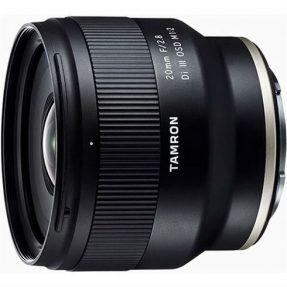 Tamron 20mm F/2.8 Di III OSD Sony FE