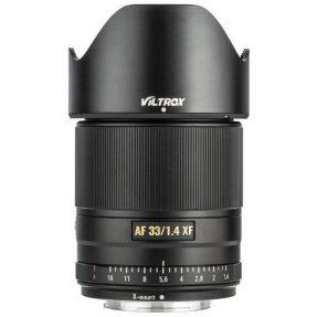 Viltrox 33mm F/1.4 AF Fujifilm X