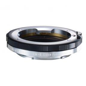 Voigtlander Nah+ (close-focus) systeemadapter M-mount naar E-mount