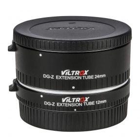 Viltrox DG-Z Automatic Extension Tube Set voor Nikon Z