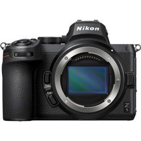 Nikon Z5 body + FTZ-adapter