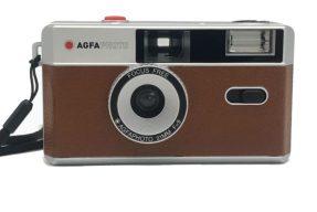 Agfa Photo Analoge Camera Bruin