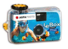 Agfa Lebox Ocean ISO 400 27 foto's