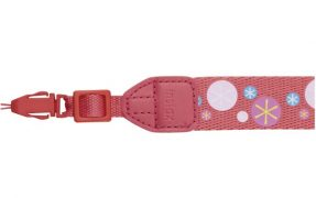 Fujifilm Instax neckstrap Raspberry Red Starlets