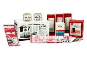 Ilford Patterson zwart wit starter kit