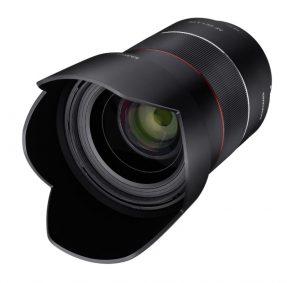 Samyang 35mm F1.4 AF Sony