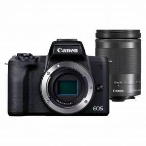 Canon EOS M50 Mark II systeemcamera Zwart + 18-150mm IS STM