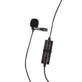 Dorr LV-10 dasspeld microfoon