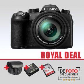Panasonic Lumix DC-FZ1000 II Royal Deal