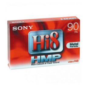 Sony P5-90HMP3 Hi8 tape 90Min