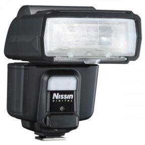 Nissin i60 voor Canon