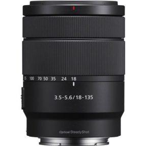 Sony E 18-135mm F3.5-5.6 G OSS