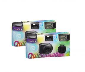 Fujifilm Quicksnap 27 foto's 2x