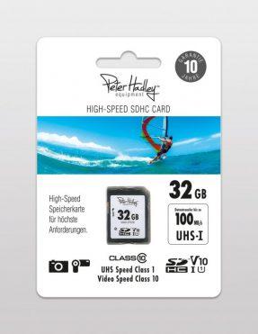 Peter Hadley 32 GB SDHC Class 10