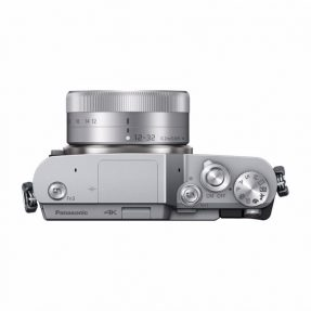 Panasonic LUMIX G GX800 12-32M zilver incl. 2e accu