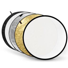 Godox 5-in-1 reflectiescherm 110cm