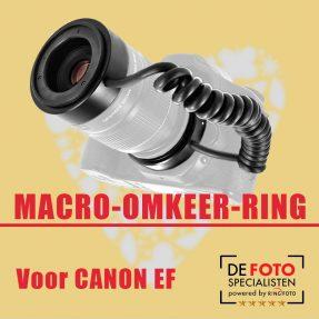 Meike MK-C-Up Flip Mirror Macro voor Canon EOS Moederdag Tip