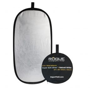 Rogue 2-in-1 Strip Reflector 50x100cm