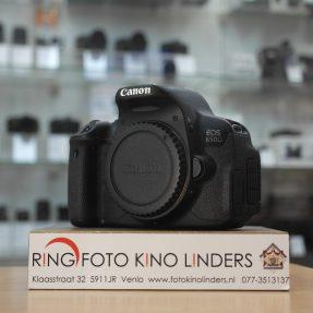 Canon EOS 650D body (28.362 Clicks)