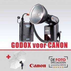 Godox Witstro AD360 II Canon Kit PB960