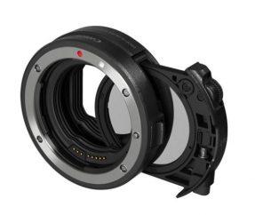 Canon Drop-In Filter Mount Adapter EF-EOS R incl. Polarisatiefilter
