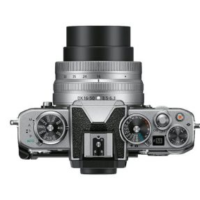 Nikon Z fc + DX 16-50mm zilver