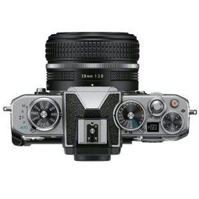NIKON Z fc + 28mm F/2.8 special edition