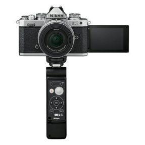 Nikon Z fc vlogger kit 16-50mm zilver