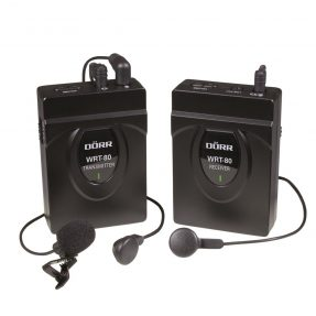 Dörr WRT-80 draadloze microfoon-set