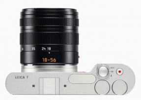 Leica T (typ 701) met Vario-Elmar-T 18-56mm zilver
