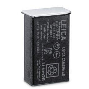 LEICA LITHIUM-IONEN-AKKU BP-DC13 zilver