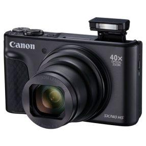 Canon Powershot SX740HS zwart