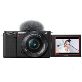 Sony vlog camera ZV-E10 + 16-50mm
