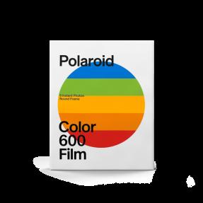 Polaroid Color 600 film – ROUND FRAME