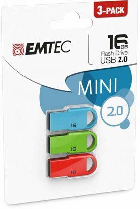 Emtec USB2.0 D250 32GB Pack